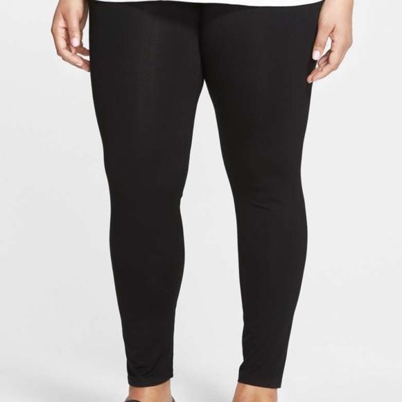 001070f999f83f Eileen Fisher Pants | Plus Size Jersey Ankle Leggings 3x | Poshmark